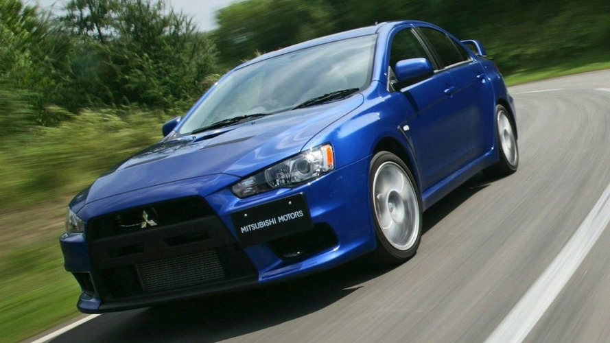 All-New Mitsubishi Lancer Evolution Unveiled at LA Show