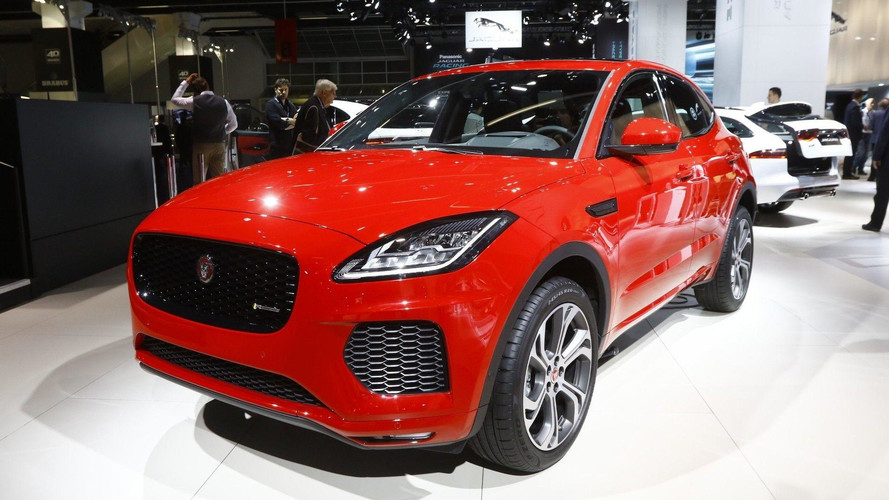 [VİDEO] Jaguar E-Pace