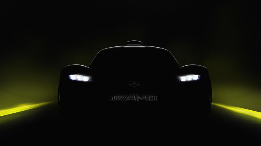 Sigue en directo la presentación del Mercedes-AMG Project ONE