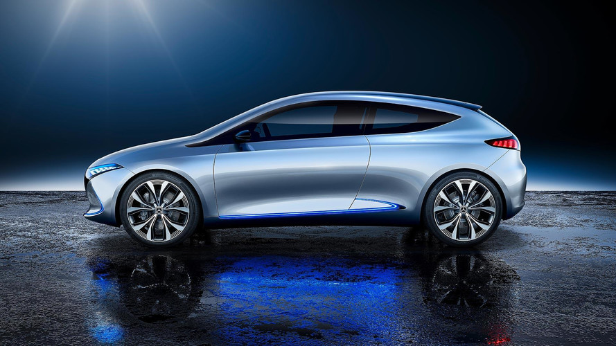 Mercedes Invests $589 Million To Build Compact EV In France