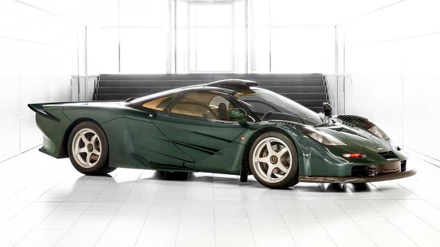 1997 McLaren F1 XP GT