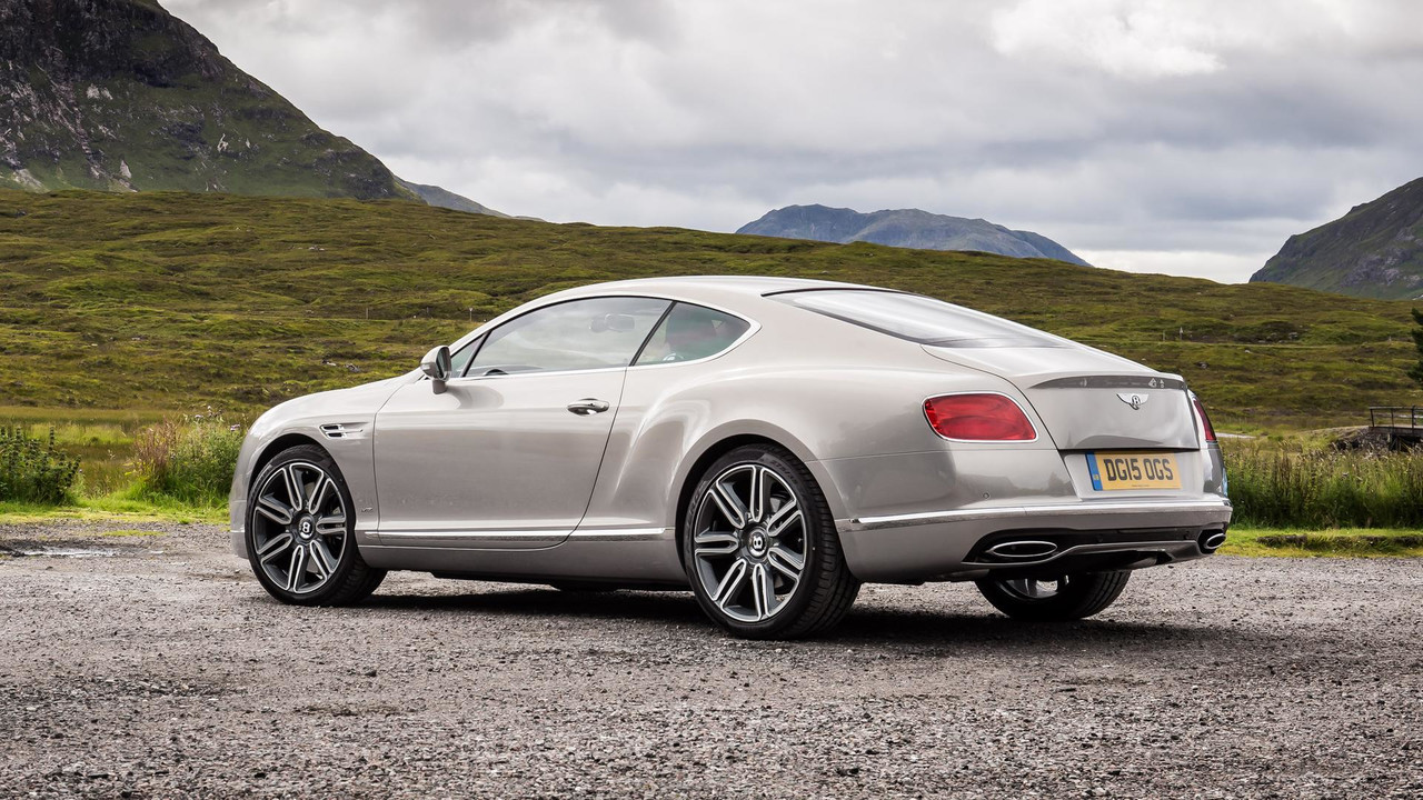Continental GT rear2