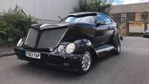 Mercedes CLK Custom