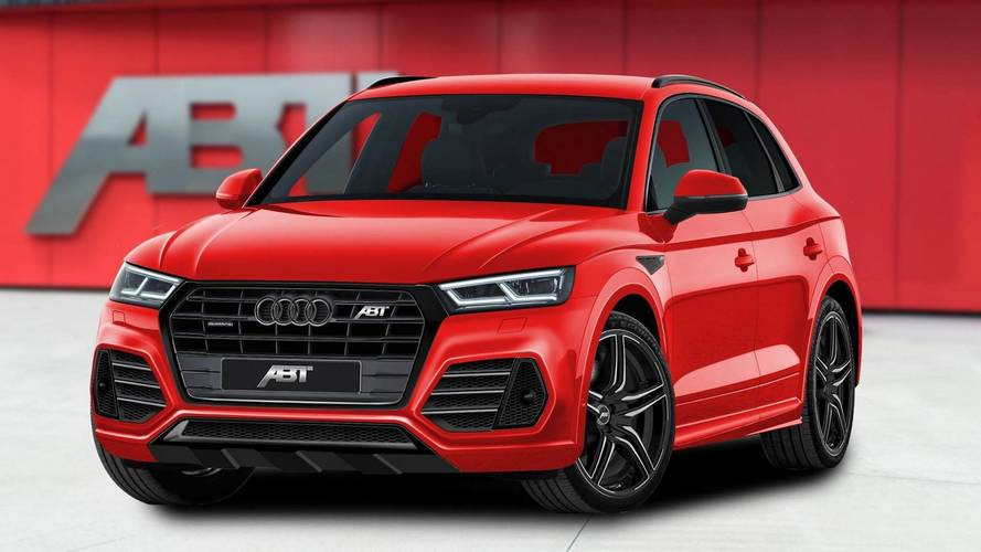 Can't Wait Any Longer For The Audi RS Q5? ABT Has A Solution