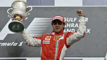 Massa Answers his Critics as Ferrari take 1-2 in Bahrain