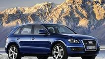 Audi Q5 official photo