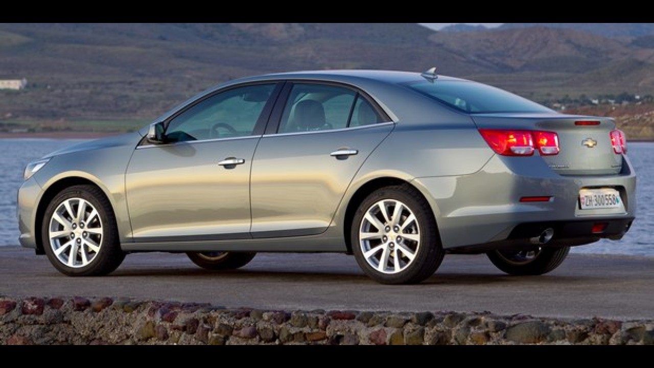 Chevrolet venderá somente 101 unidades do