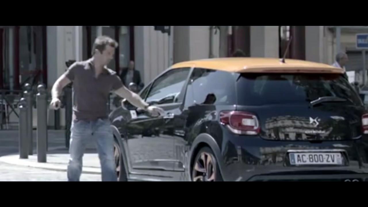VÍDEO: Sébastien Loeb estrela comercial do Citroën DS3 Racing