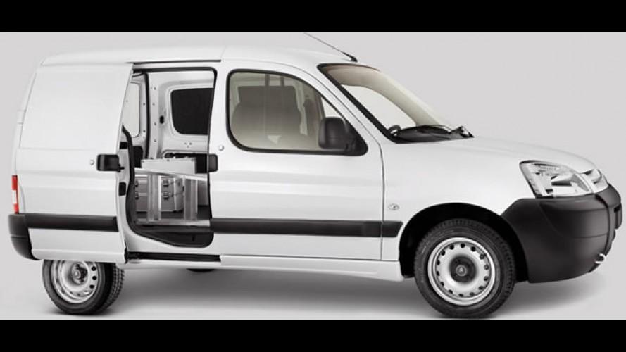 Peugeot lança Novo Partner Furgão por R$ 40.900