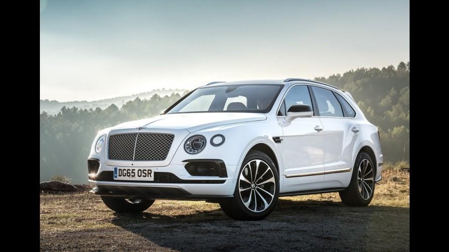 Bentley Bentayga: vídeo mostra como é feito o SUV mais luxuoso do mundo