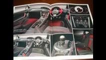 Vazou: Toyota FT-86 Coupé aparece antes da hora