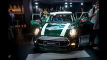 Salão SP: MINI hatch 5 portas chega em março para brigar com Golf
