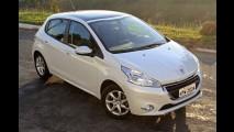 PSA: recall por problema na suspensão também afeta Peugeot 208