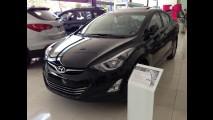Hyundai já vende Elantra 2014 reestilizado a partir de R$ 82.900