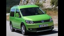 Volkswagen Cross Caddy tem as primeiras imagens reveladas na Europa