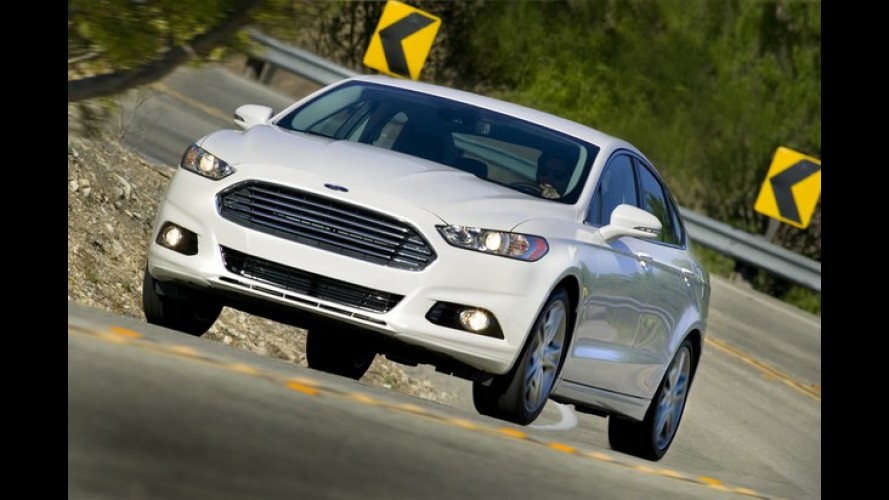 Ford confirma motor 1.5 EcoBoost de 180 cv para o Fusion