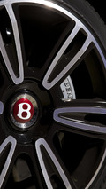 2012 Bentley Continental GT V8 wheel