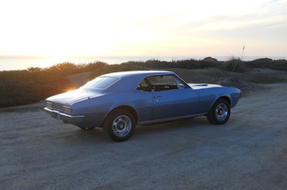 Your Ride: 1967 Pontiac Firebird 400 Coupe