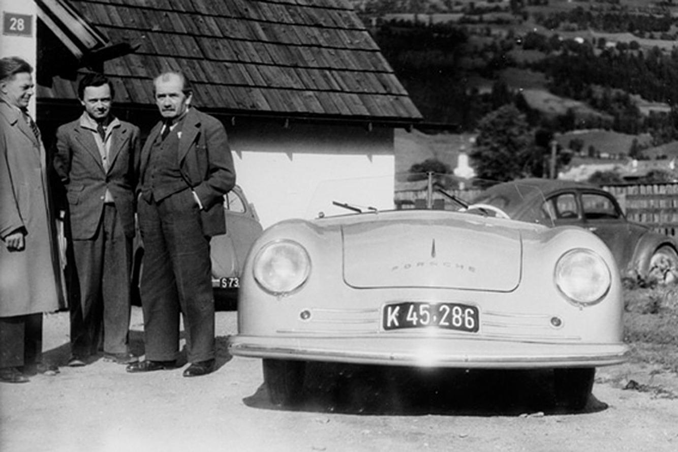 On This Day in 1948, The First Porsche Was Completed
