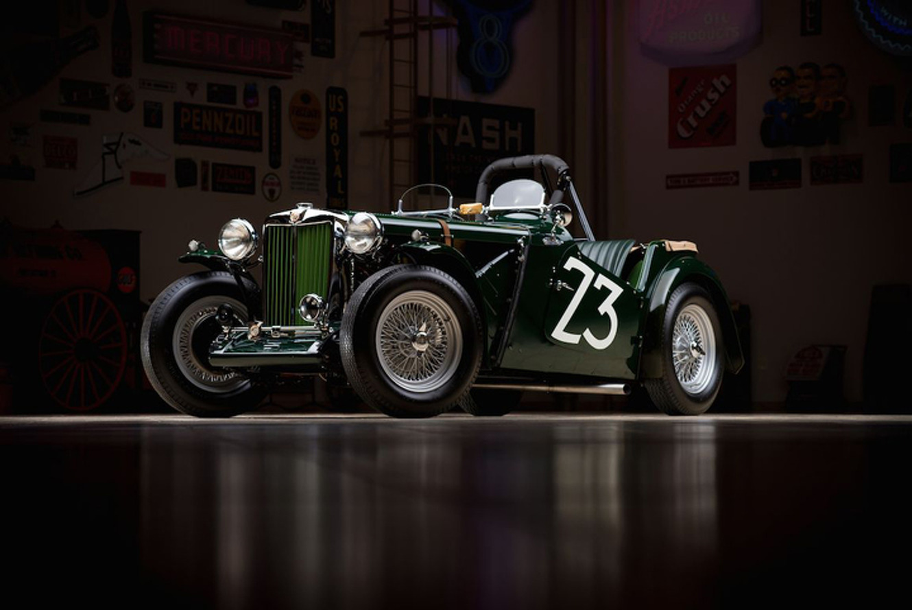 You Can Own Carroll Shelby's Very First Race Car