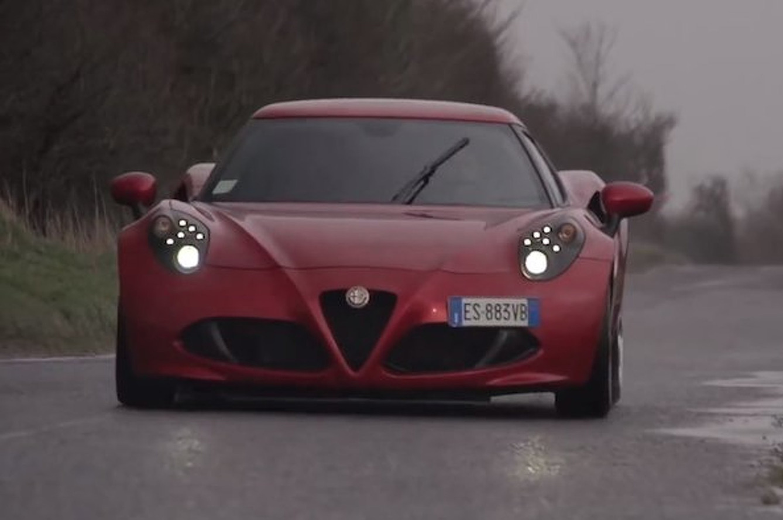 Chris Harris Decides: Alfa Romeo 4C or Porsche Cayman S? [Video]