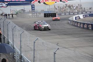 Global Rallycross is Part Rally, Part Demolition Derby