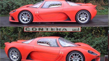 Contera MD1 detailed; central driving position and up to 600 bhp [video]