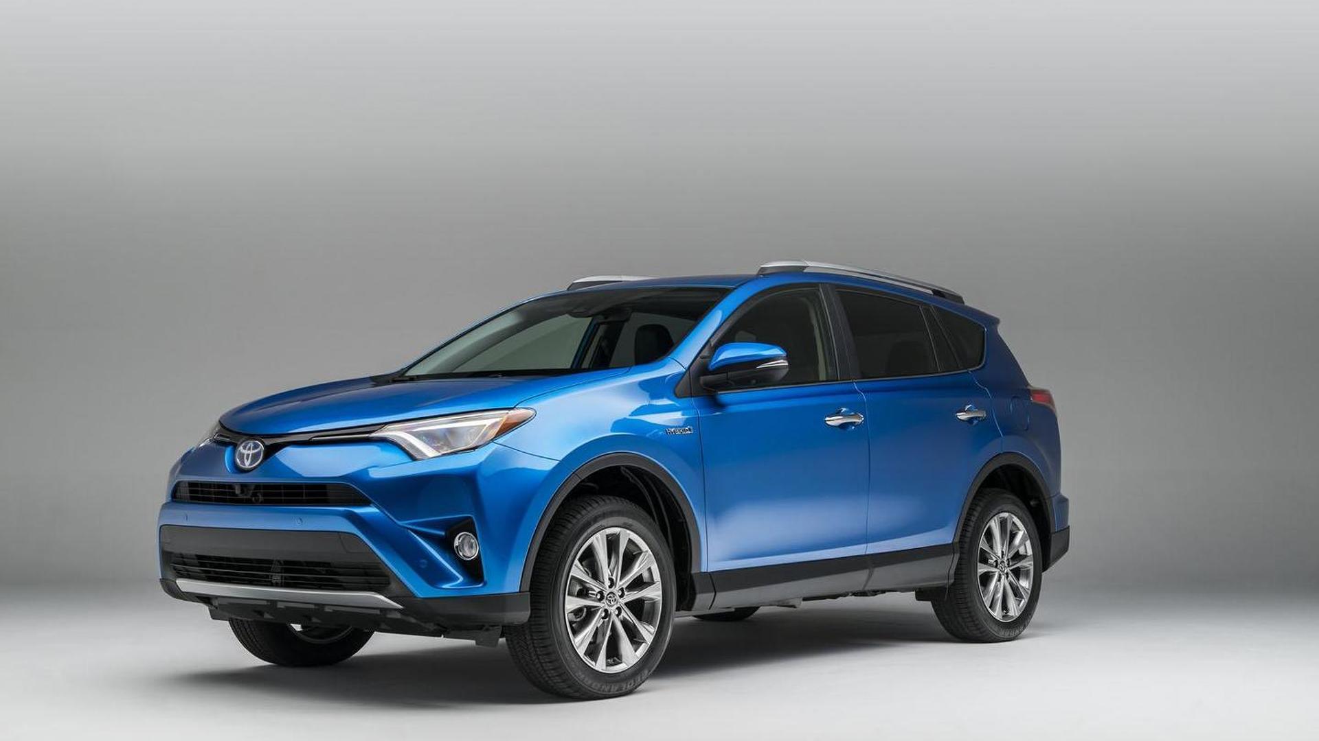 Toyota Рав 4 2016