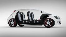 Toruk and Ugur Sahin Design EV proposal