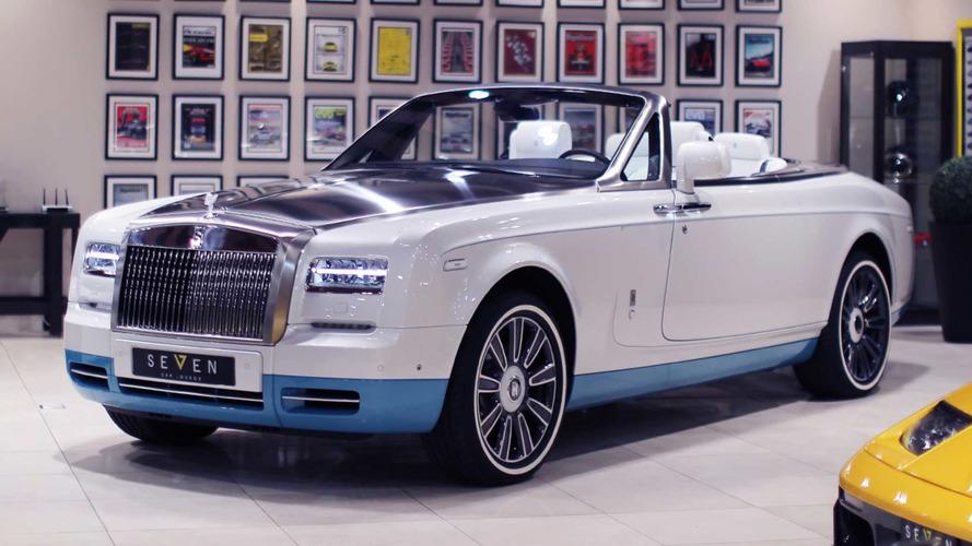 Rolls-Royce Phantom Drophead Coupé Last Of The Last