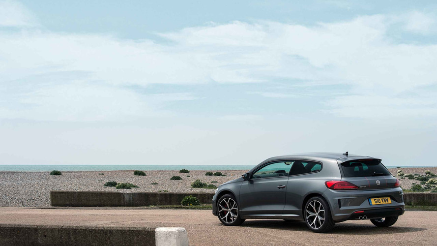 Volkswagen has quietly canned the Scirocco