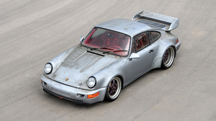 Rare 1993 Porsche 911 RSR In Brand New Condition Exists