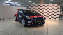 Peugeot Sport Europeo junior de rallyes
