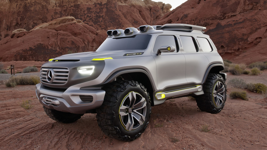 Mercedes GLB Reportedly Heading To U.S.