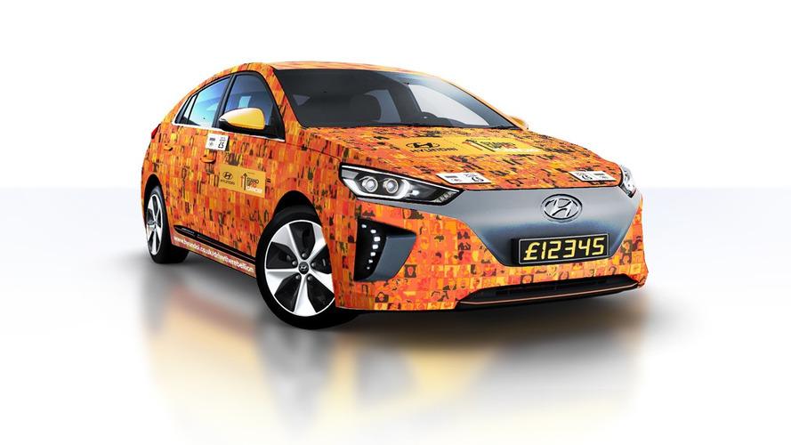 Temassız Hyundai Ioniq EV
