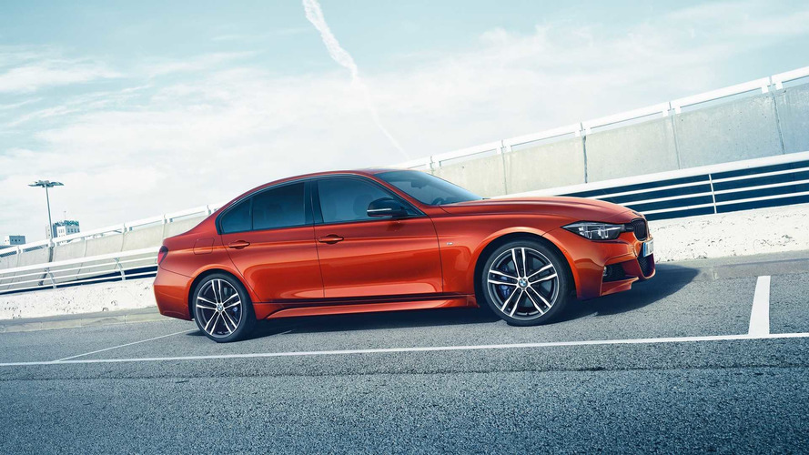 Ediciones especiales BMW Serie 3 2017