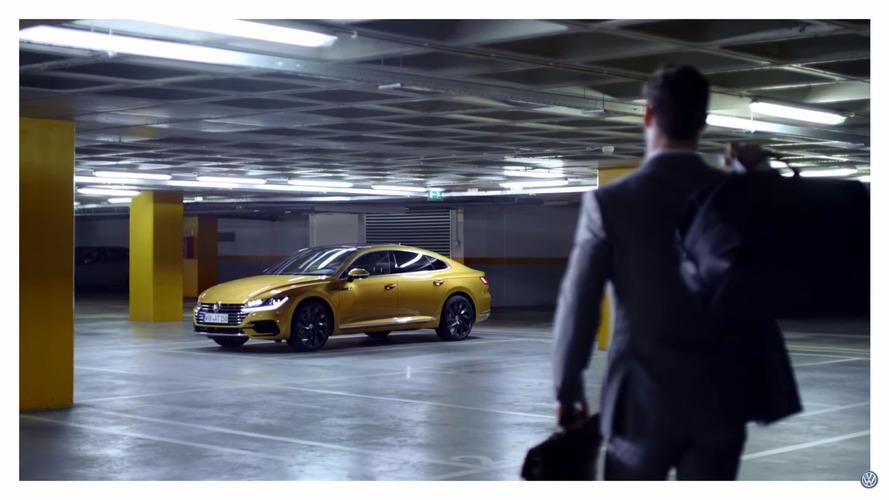 Volkswagen Arteon'un ilk tanıtım videosu yayınlandı!