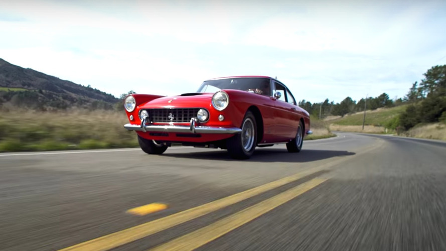 Someone Has Fitted a Chevy V8 to This Rare Ferrari 250 GTE