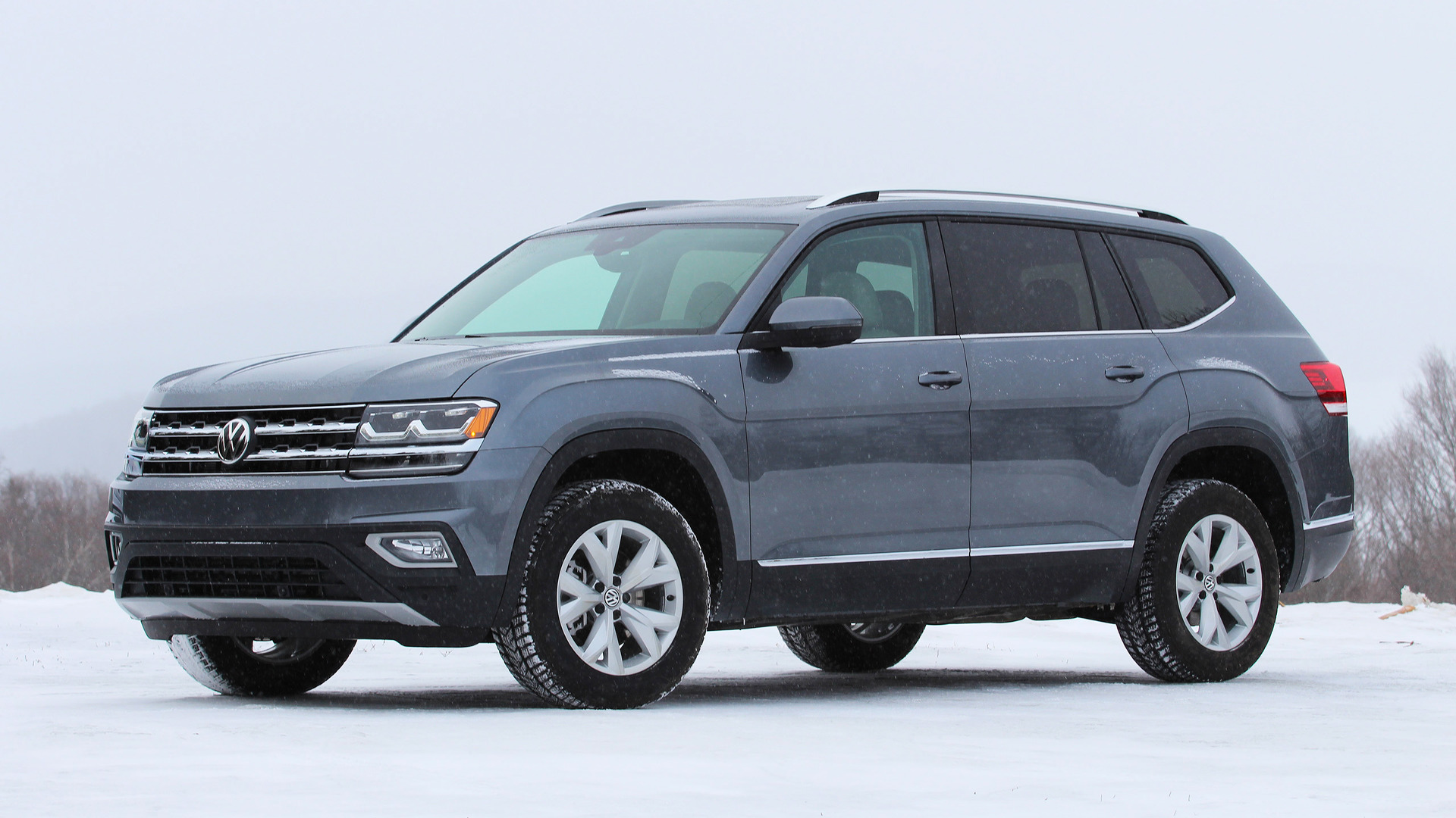 Jeep Wagoneer 2018 >> 2018 Volkswagen Atlas First Drive: A firm handshake