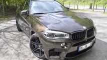 Manhart BMW X6 M