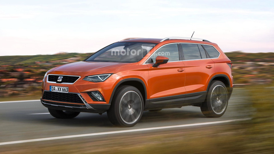SEAT's New Three-Row SUV Will Have One Of These Four Names