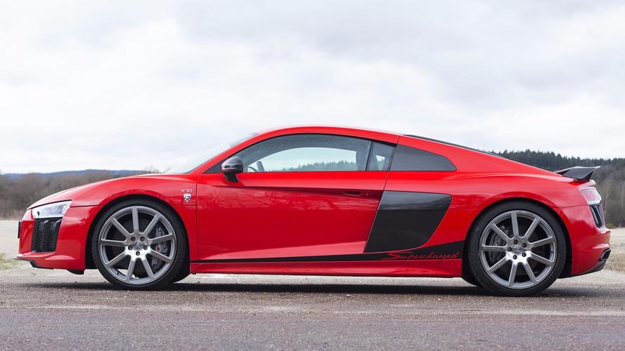 Audi R8 V10 Plus par MTM