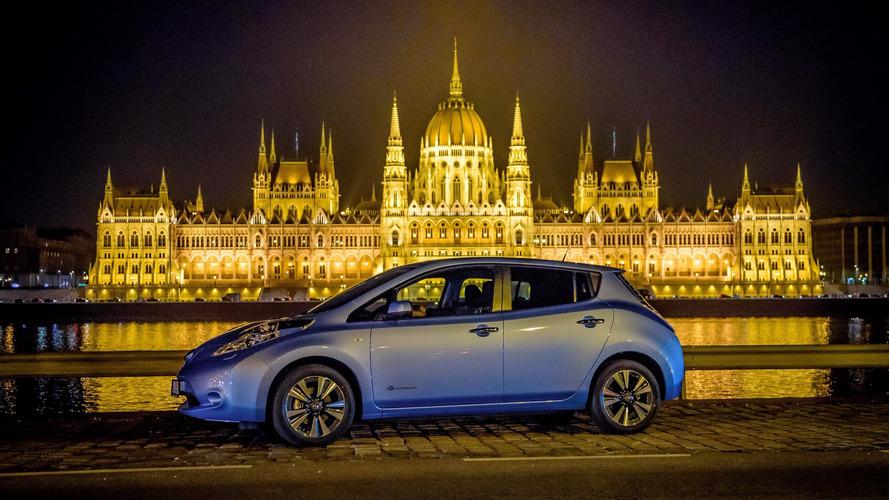 Ingyenes és környezetkímélő taxizást kínál Budapesten a Nissan