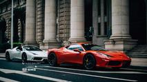 Ferrari 458 Monte Carlo by DMC
