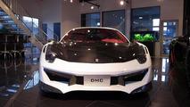DMC Ferrari 458 Estremo Edizione 15.11.2013