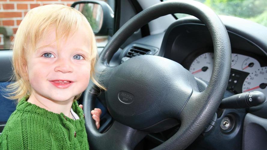 Norwegian ten-year-old strikes again, steals a relative's car now