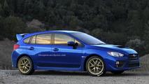 Subaru considering WRX hatchback