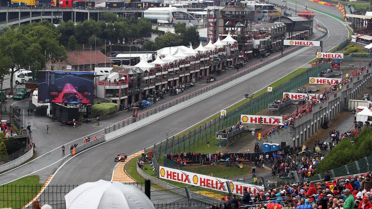 Max Chilton (GBR) Marussia F1 Team MR02 24.08.2013