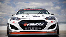 RMR Hyundai Genesis Coupe for 2012 Pikes Peak International Hill Climb 13.8.2012
