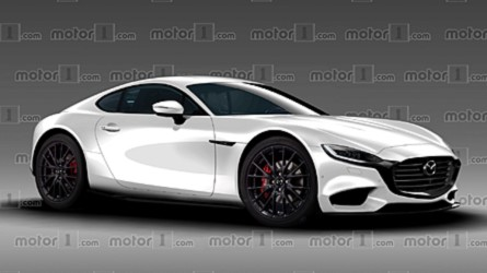 New Mazda RX-9 Render Is One Step Closer To Rotary Comeback